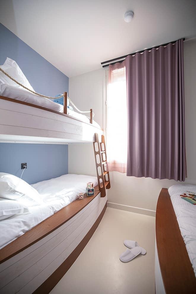 Dortoir chambre Équipage – L'Eautel Toulon Port