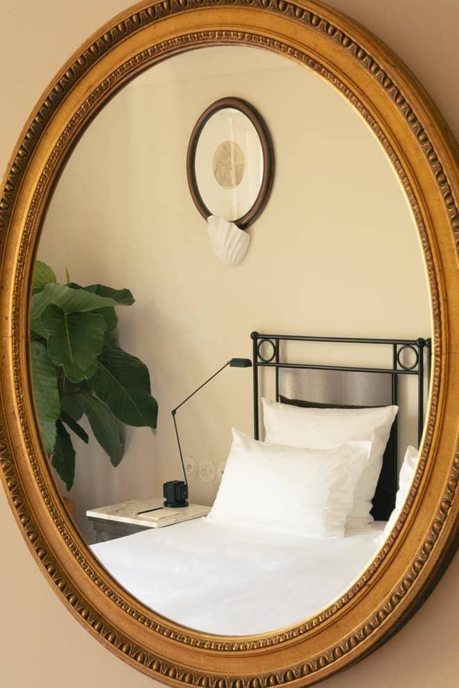 Hôtel La Ponche – Saint-Tropez – Chambre N°22 Roger Vadim – Architecte d'intérieur Fabrice Casiraghi