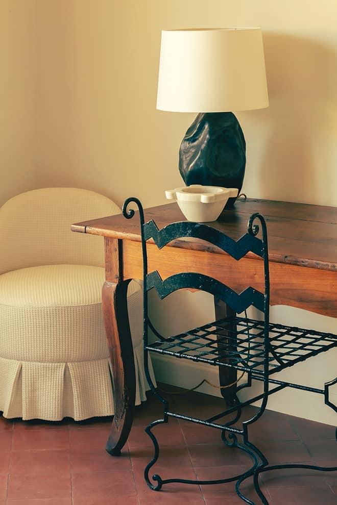 Hôtel La Ponche – Saint-Tropez – Chambre N°9 Michel Guy – Architecte d'intérieur Fabrice Casiraghi-19