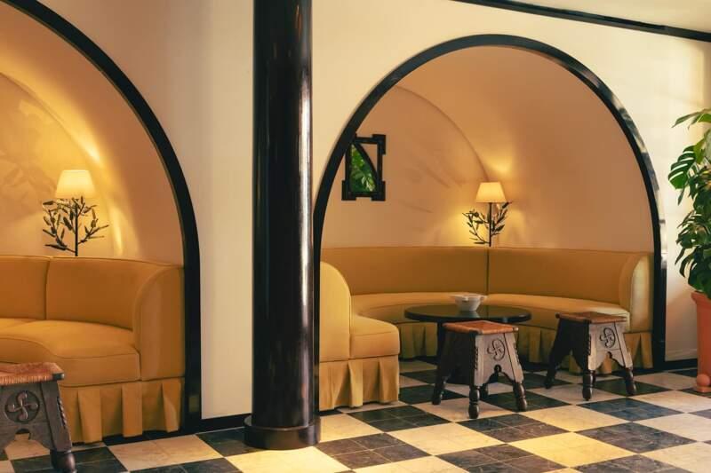 Hôtel La Ponche – Saint-Tropez – Restaurant – Architecte d'intérieur Fabrice Casiraghi