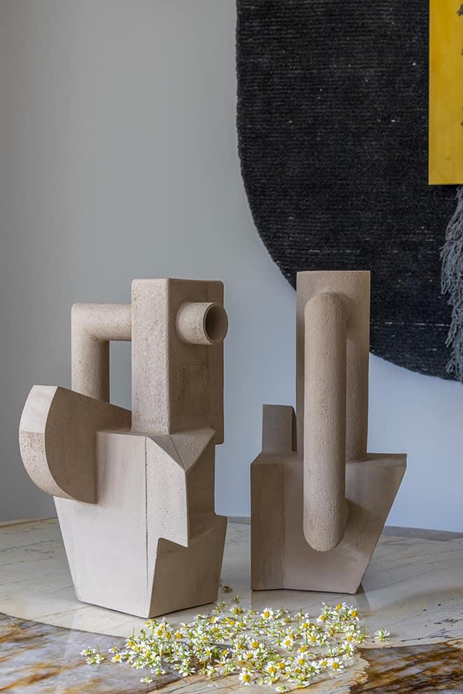 Vases Pablo & Dora (Studiopepe – Tacchini)